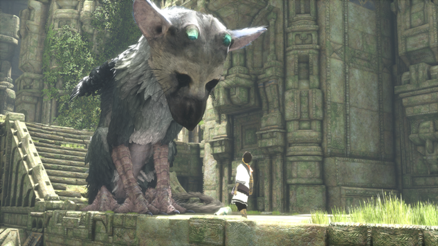 <i>The Last Guardian</i> Makes the Extraordinary Relatable