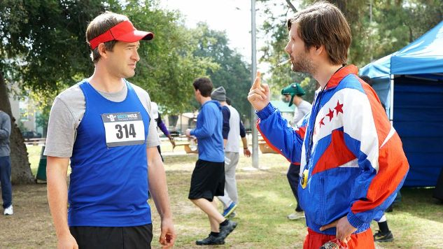 "<i>The League</i> Review: ""The Beer Mile"" (7.06)"