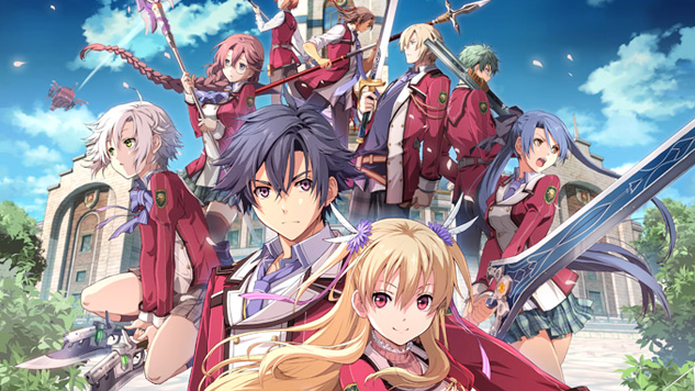 <i>The Legend of Heroes: Trails of Cold Steel I</i> and <i>II</i> Will Launch in the West for PlayStation 4 in 2019
