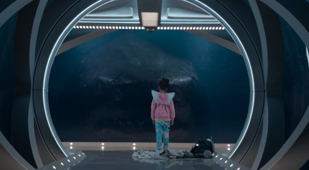 It's Jason Statham vs. a Giant Shark in the First Trailer for <i>The Meg</i>