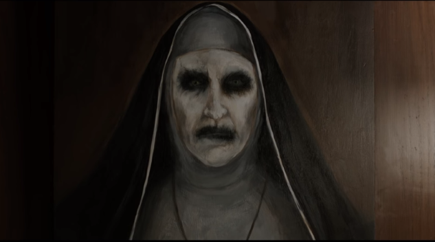Watch the Spooky First Teaser for <i>Conjuring</i> Spinoff <i>The Nun</i>