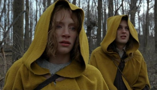 the village by m night shyamalan Directed by m night shyamalan with sigourney weaver, william hurt, joaquin  phoenix, bryce dallas howard a series of events tests the beliefs of a small.