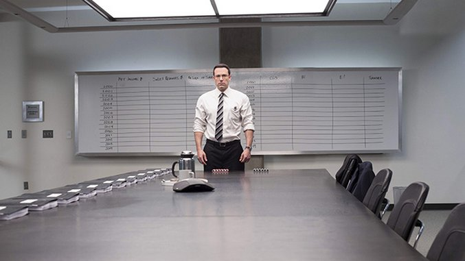 <i>The Accountant</i>