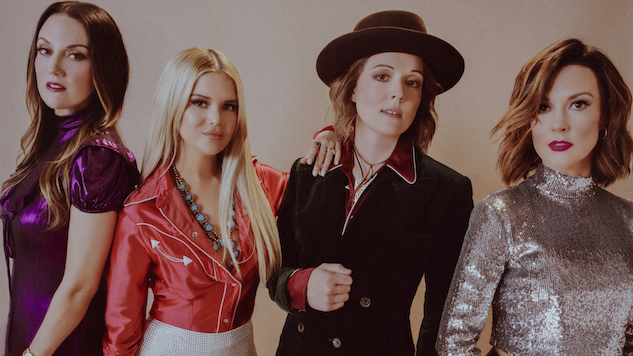 "Listen to The Highwomen's Near-Perfect Cover of Fleetwood Mac's ""The Chain"""