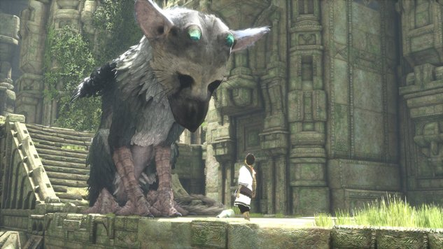 <i>The Last Guardian</i> and the Weight of Expectations