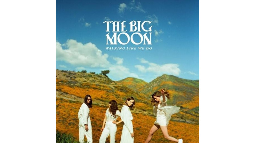 The Big Moon's Second Album is Sparkling and Sonically Diverse