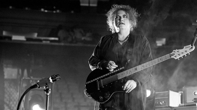 The Cure Live at Madison Square Garden