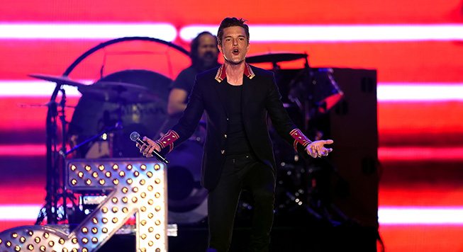 """The Killers Call for Change with New Track, """"Land of the Free"""""""