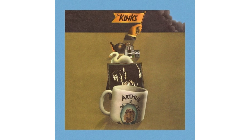 The Kinks&#8217; <i>Arthur</i> Gets An Unnecessary Deluxe Reissue