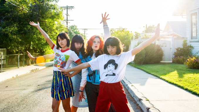 The Linda Lindas Sign To Epitaph Records