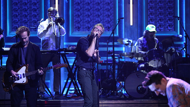 "Watch The National Perform ""Dark Side of the Gym"" on <i>Fallon</i>"