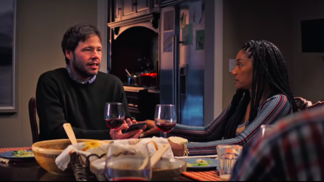 A Political Conversation Between Family Members Takes a Turn for the Worst in Teaser for Ike Barinholtz's <i>The Oath</i>