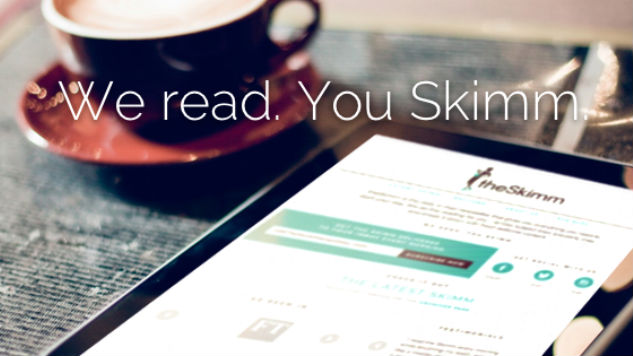 theSkimm App Review (iOS): Fat Free News
