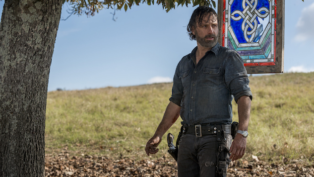 Andrew Lincoln Reportedly Exiting <i>The Walking Dead</i> in Season Nine