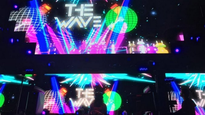 TheWave: A Virtual Reality DJ Experience