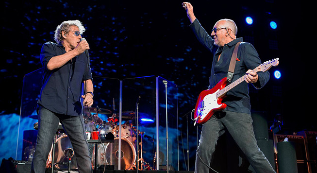 The Who Announce First New Album in 13 Years, North American Tour