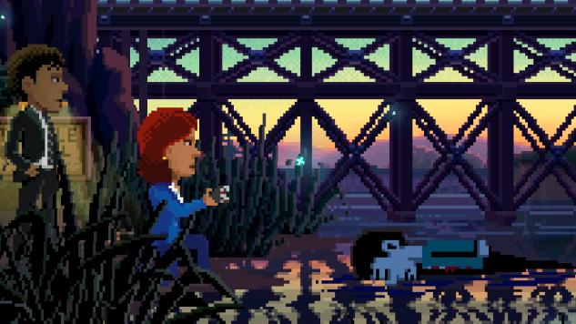 <i>Thimbleweed Park</i>: The Return of the Point-and-Click Professionals