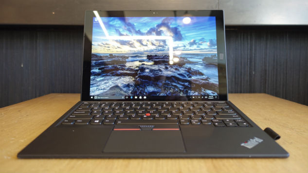 Lenovo ThinkPad X1 Tablet: An Expandable Business Slate