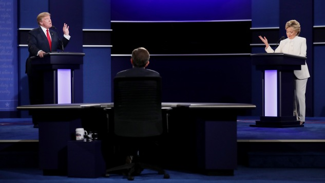 Image result for third presidential debate 2016