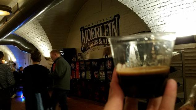 Christian Moerlein Brewing Thirteen/164 Review