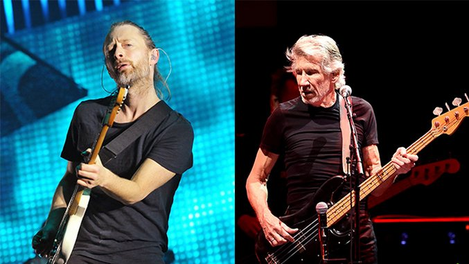 Roger Waters Disputes Thom Yorke's Explosive Comments Over Radiohead Israel Controversy
