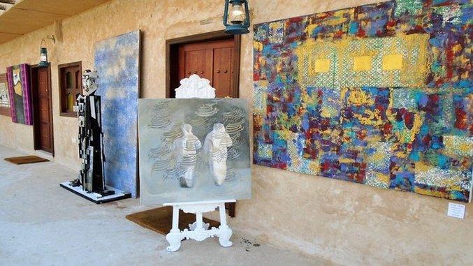 Prepping for the Louvre: Abu Dhabi's Rising Art Scene