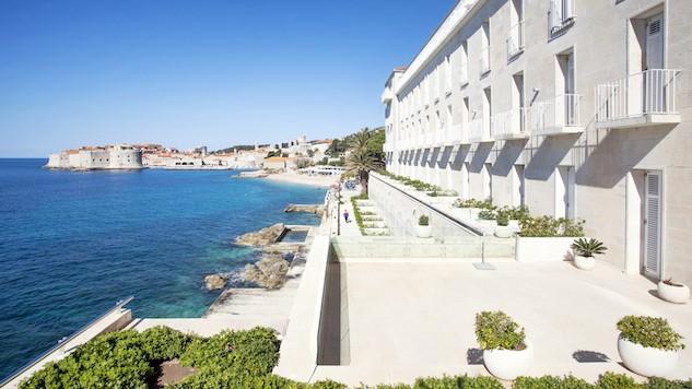 Hotel Intel: Hotel Excelsior, Dubrovnik