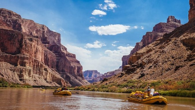 5 Reasons to Raft the Grand Canyon