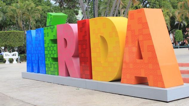 Checklist: Merida, Mexico