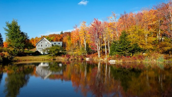 8 Non-Cliché Ways to Spend Fall in New England