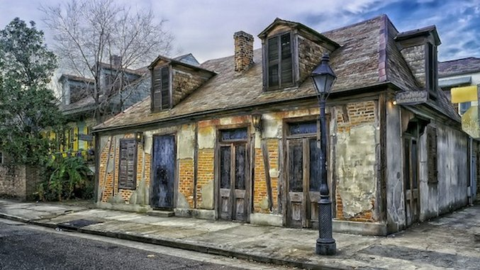 Take Five: Haunted New Orleans
