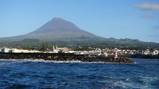 Take Five: Outdoor Activities on Pico Island in the Azores