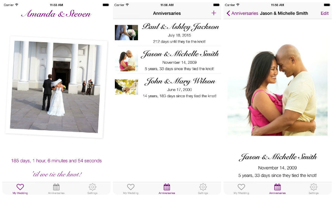 10 Great Wedding Apps to Help You Plan Your Big Day :: Tech
