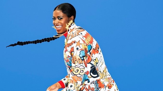 """Tierra Whack Shares Two New Songs """"feel good"""" and """"Peppers and Onions"""""""