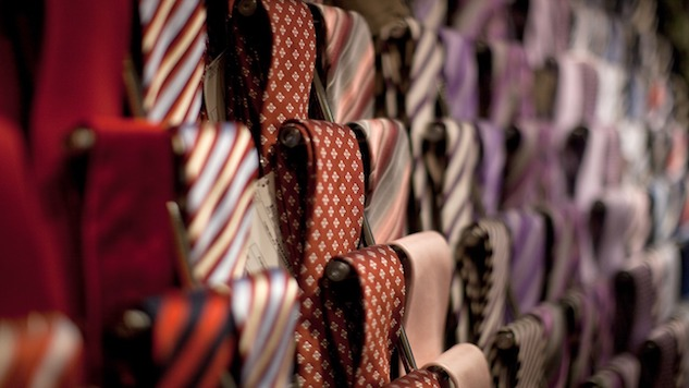 The Necktie: A Brief History