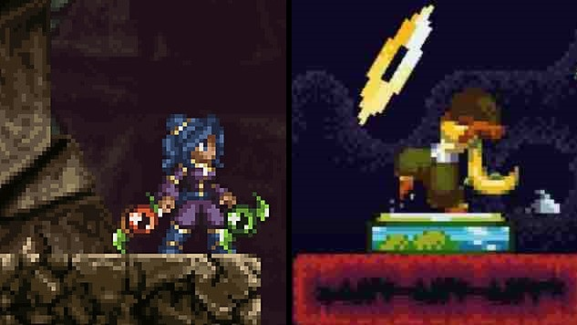 cb7ff073e Why the Heroes of Dandara and Timespinner Represent the Future of the  Metroid Genre