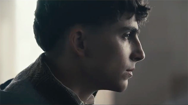 Timothée Chalamet Bears the Weight of Crown and Kingdom in First <i>The King</i> Trailer