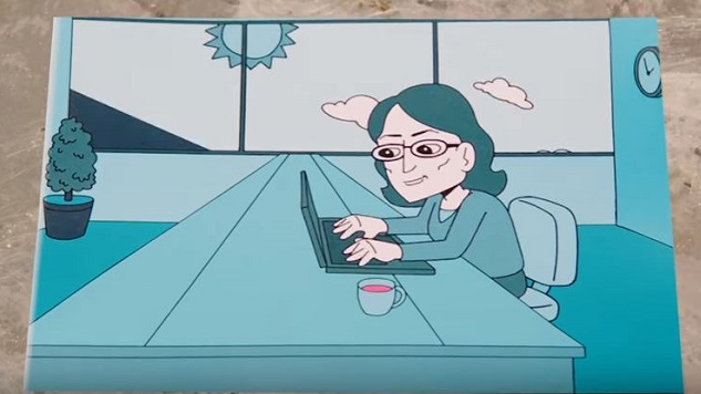 Tina Fey Reflects on Her Career in This Animated <i>SNL</i> Promo