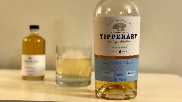 Drinking 2 New Irish Single Malts from Tipperary Distillery