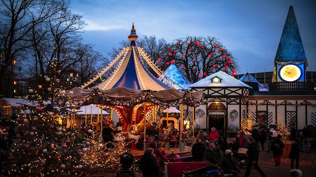 Europe's Most Delicious Christmas Markets