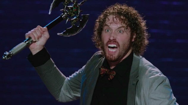 T.J. Miller's New Special Proves He Has a Bright (and Absurd) Post-<i>Silicon Valley</i> Future