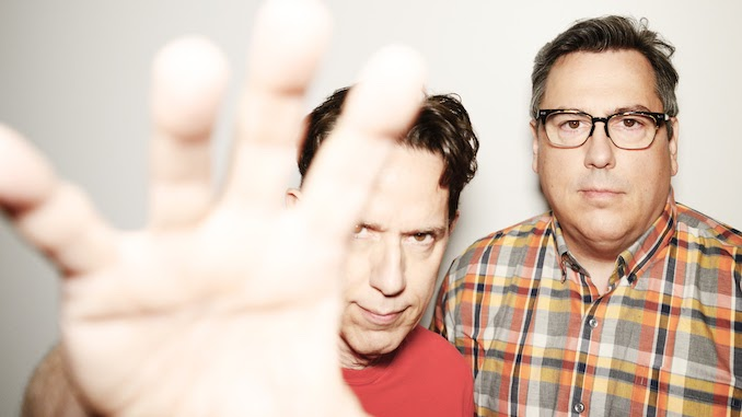They Might Be Giants Announce New Album <I>BOOK</i>