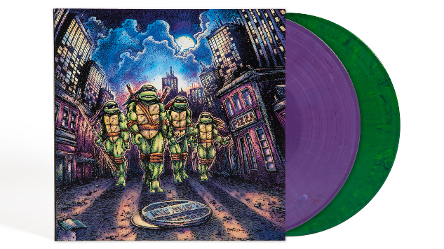 Giveaway: Win the <i>Teenage Mutant Ninja Turtles</i> Score on Vinyl!