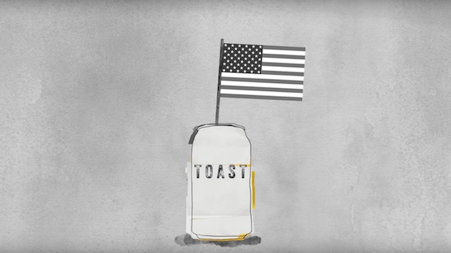 Toast Ale is Made from Surplus Bread