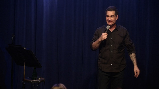 Todd Glass Successfully Breaks the Mold in <i>Act Happy</i>
