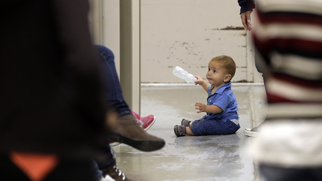 America Is Forcing Immigrant Toddlers to Appear in Deportation Court Alone