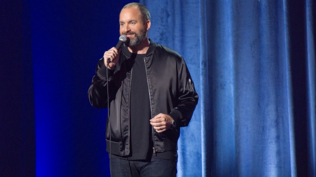 Tom Segura Is a Lovable Asshole in <i>Disgraceful</i>