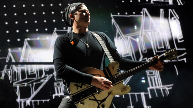 Former Blink-182 Member Tom DeLonge Is Crowdfunding a Spaceship
