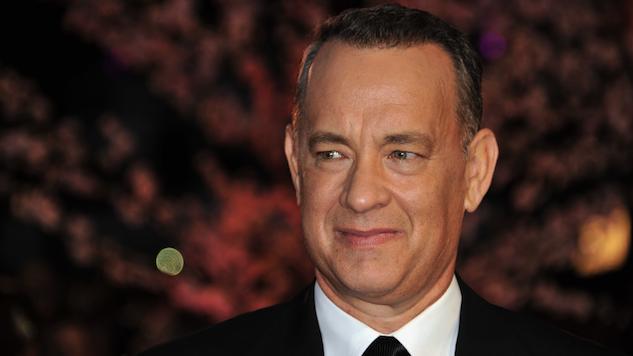 Tom Hank's debut book is due in October