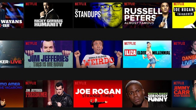 A Stand-up Comedian Agrees: There's Too Much Stand-up Comedy
